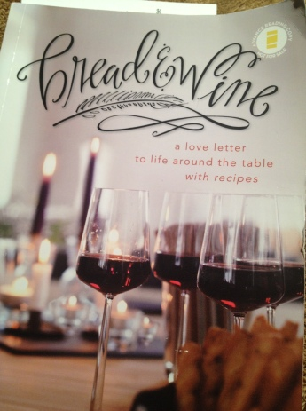 Bread and Wine By: Shauna Niequist